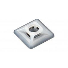 CABLE TIE MOUNT(100 PCS)