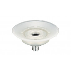 FLAT SUCTION CUP(SILICON/CLOUDY TRANSP)