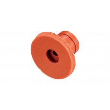 SUCTION CUP W/SPONGE(SILICON/BROWN)